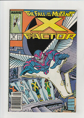 X-Factor #24 Marvel comic 1st Archangel 1988