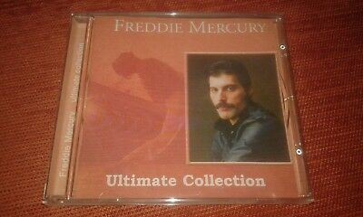 Freddie Mercury (Queen) - Ultimate Collection CD - East Europe press RARE!