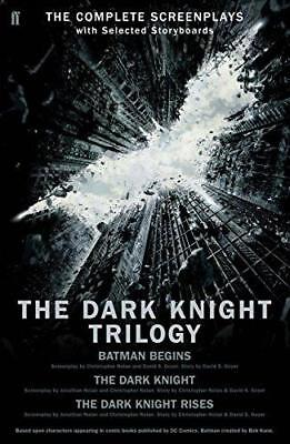 The Dark Knight Trilogy by Christopher Nolan (Paperback, 2012)