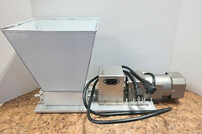 BestEquip 2 Roller Grain Mill Crusher Home brew Electric Barley Grinder 40 PRM