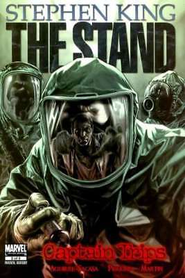 Stand: Captain Trips #2 in Near Mint + condition. Marvel comics [*hk]