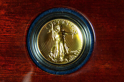 2009 Ultra High Relief Double Eagle Gold Coin with booklet, COA & original boxes