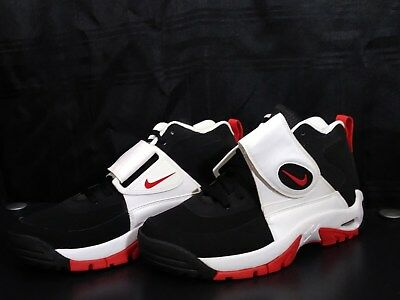 low priced 2040d cf2fe Nike Air Mission Retro Red White Black 629467-003 New with Box Size 9