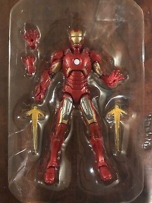 Marvel Legends First 10 Years Series Iron Man Mk VII Mark 7 Avengers Tony Stark