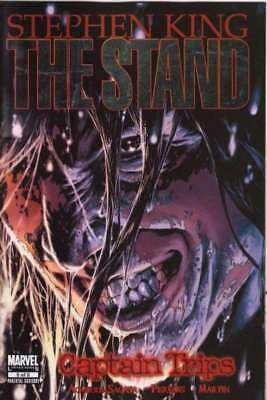 Stand: Captain Trips #5 in Near Mint condition. Marvel comics [*wk]