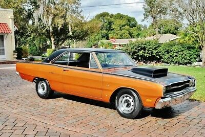 1969 Dodge Dart Hard Top, Bucket Seats, Automatic, V* 1969 Dodge Dart