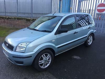03 Ford Fusion 2 1.6 MPV~Estate~Van! VERSATILITY at its BEST £295 TOW BAR FITTED