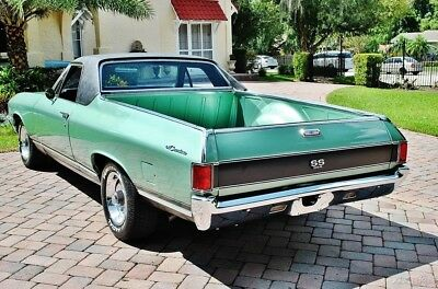 1968 Chevrolet SS Matching numbers Power Steering & Brakes, A/C 1968 Chevrolet El Camino Real SS 396, Power Steering & Brakes, A/C, Restored