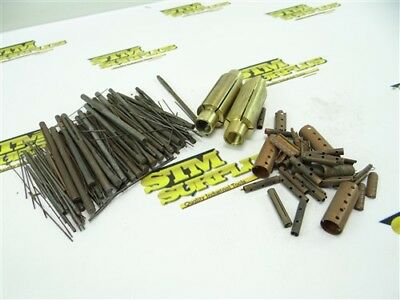 Lot Of Assorted Midget Laps Acro Tool + Assorted Lapping Barrels