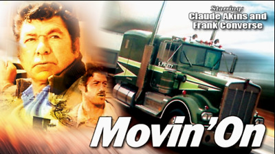 "16mm Film: TV PILOT FEATURE of ""MOVIN ON"" (1974) ""In Tandem"" NEAR MINT - LPP"