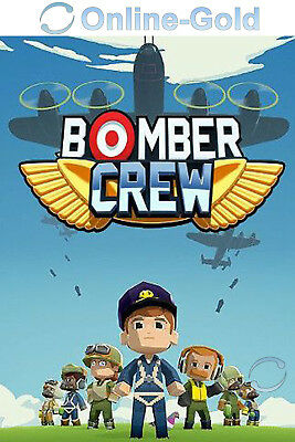Bomber Crew - Steam PC Digital Download Game Code - Regionalfrei Blitzversand DE