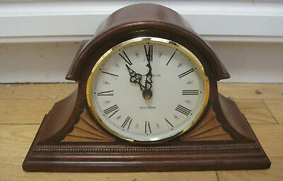 Howard Miller 72nd Anniversary Dual Chime Mantel Clock 635-111