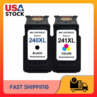 PG-240XL CL-241XL Black Color Ink Cartridge for Canon PIXMA MG2220 MX452 MG2120