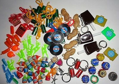 Gumball Charms Prizes Lot