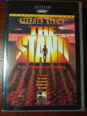 Stephen King's The Stand - Special Edition 2 DVD Set - Complete w/ Booklet