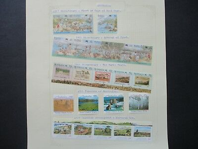 ESTATE: Australian Collection on Pages Part 24 - Must Have!! Great Value (z223)