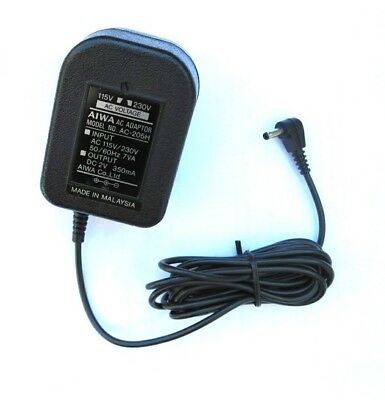 Aiwa Ac-205H Ac Adaptor Suitable For Sony Icf-Sw1 Radio