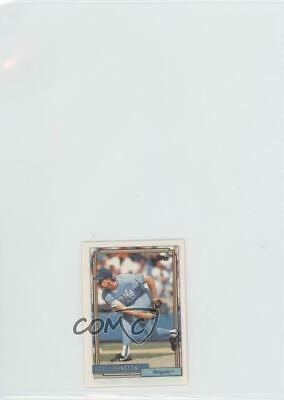 1992 Topps Micro Box Set Base 328 Joel Johnston Kansas City Royals Baseball Card