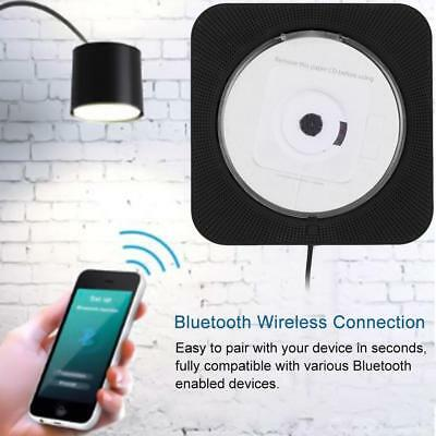 Smart Bluetooth FM HDMI CD DVD VCD Video Audio Lettore da Parete+Telecomando Kit