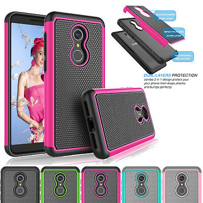 For Alcatel 3/T-Mobile Revvl 2/Alcatel REVVL 2 5052W Case Shockproof Hard Cover