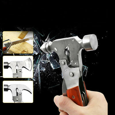 Emergency Safety Escape Car Hammer Glass Window Breaker Multifunctional New Hot