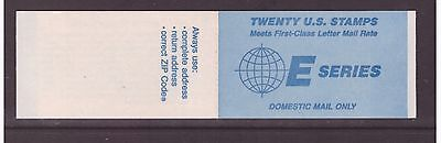 USA 1988 Booklet Earth - For Domestic Use mint stamps complete ,open