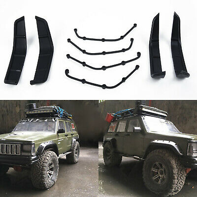 Rubber Fender For Axial SCX10 II 90046 90047 Cherokee Parts RC Crawler Hot Sale