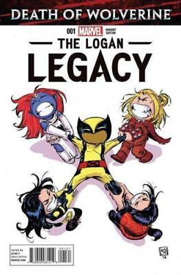 The Logan Legacy #1 Skottie Young Variant