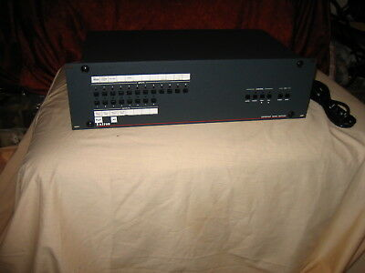 EXTRON CROSSPOINT SERIES  Component Switcher