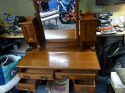 Mahogany Dressing Table ,,vintage,, Smee & Cobay ,,,top Quality,,,