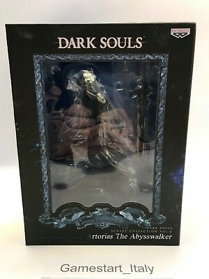 Dark Souls Sculpt Collection Vol 2 - Artorias The Abysswalker - New Banpresto