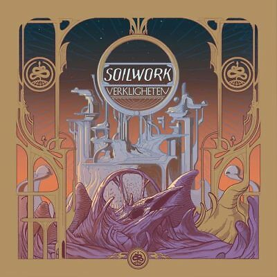 Soilwork ‎– Verkligheten 2019 COLLECTOR'S SEALED CD! FREE SHIPPING!