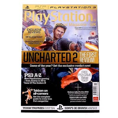 PlayStation Official Magazine UK - Issue #037 - 2009