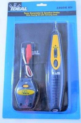Ideal Network Cable Tester Cable Tester, 540DK