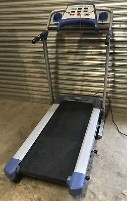 d1b02f735be York Inspiration Folding Motorised Treadmill Running Machine (Can Deliver)