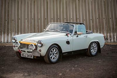 MG Midget with 1.8 Tuned K-Series £00,000's spent