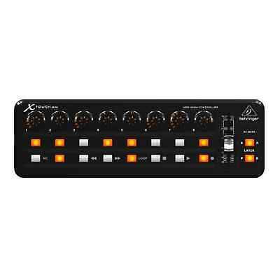 Behringer X-TOUCH MINI Ultra-Compact USB Controller | Free UK Delivery