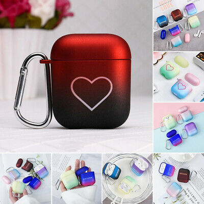 For Apple AirPods Charging Case AirPod Cover Holder Accessories Glossy Protector