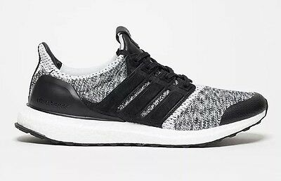 ADIDAS X SNS Ultra Boost Oreo BlackWhite EU42 UK8 US8,5
