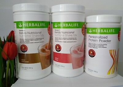 Formula 1 Healthy Nutritional Shake Mix and Personalized Protein Powder.