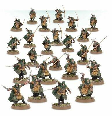 12 Rangers of Middle-earth Lord of the Rings Middle Earth GW LotR