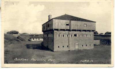 Old Fort-Prescott,Ontario 1929(Grenville Co)RP