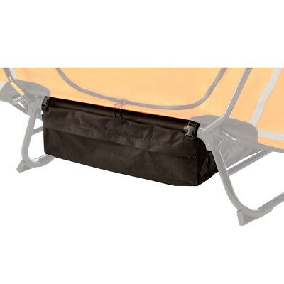 Kamp Rite Camping Gear Accessory Valuables Storage Bag for Any Size Tent Cot