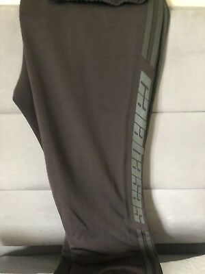 4dcfcdc3f234b ADIDAS YEEZY CALABASAS track pant Umber And Core XL. DS Brand New ...