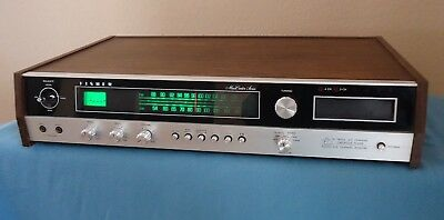 Fisher 4080, 8 Track Player, Receiver 4 Channel Ready