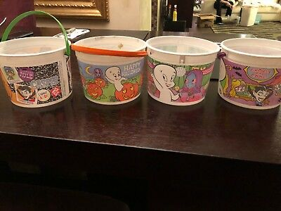 Casper The Friendly Ghost Rare Promo Buckets