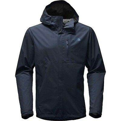 NWT The North Face Men's Dryzzle Jacket XL Urban Navy T92VE8H2G Waterproof NEW