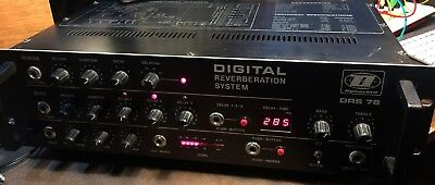 Dynacord DRS 78 Reverberation System - Vintage reverb unit, rare,good condition,