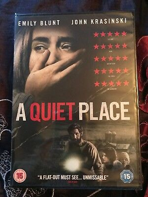 A Quiet Place DVD - Brand New & Sealed