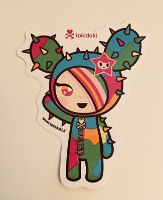 tokidoki sticker - Sandy Multicolor